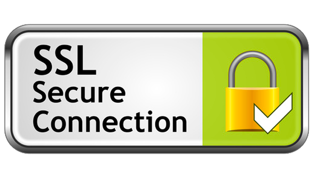 Secure website SSL Connection